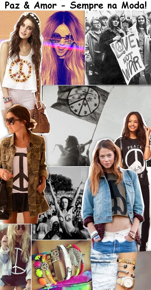 Paz e Amor - StyleCoolture