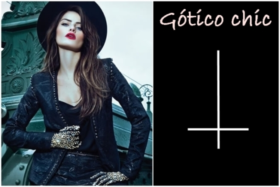 Gothic chic - StyleCoolture