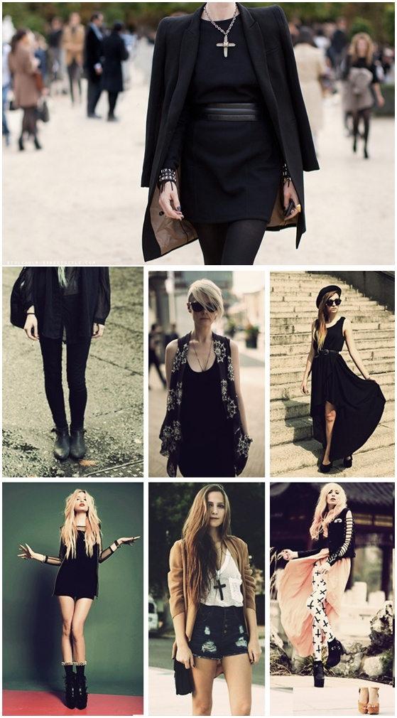 Gothic chic - StyleCoolture1