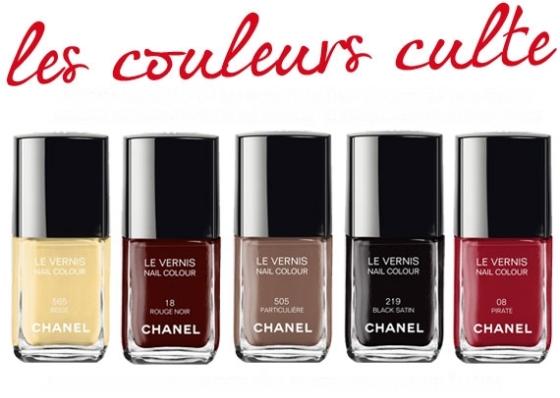 Les couleurs culte - StyleCoolture