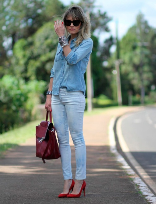 Total jeans - Style Coolture1