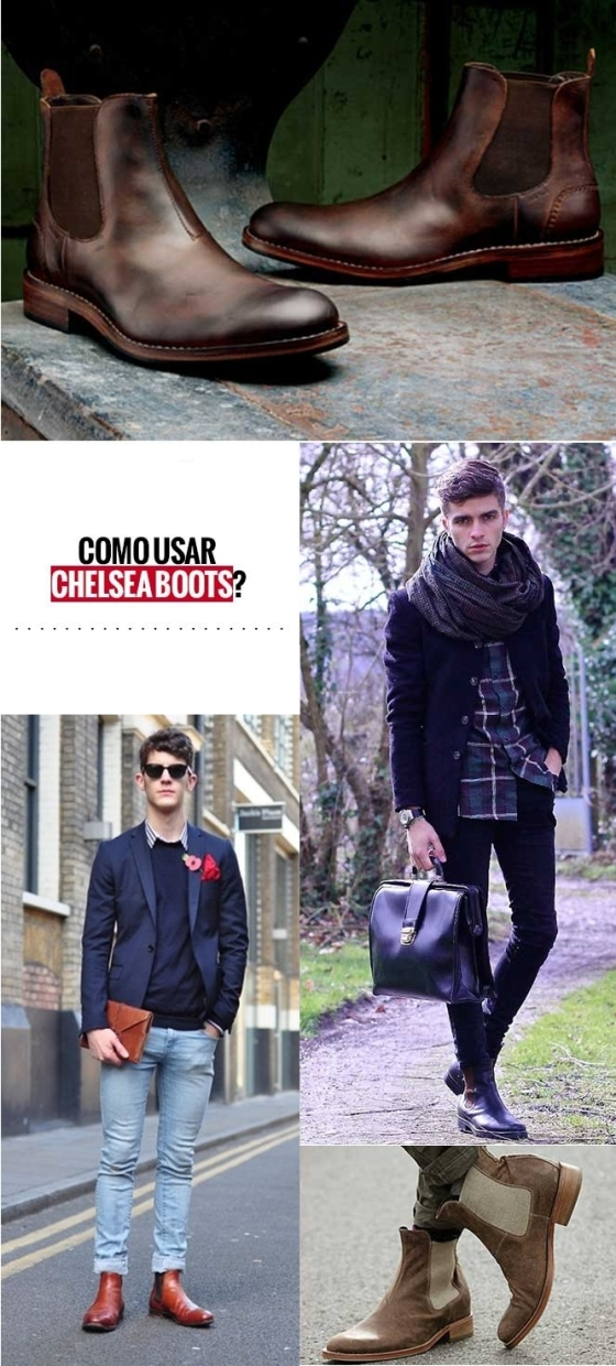 Chelsea boots - Style Coolture