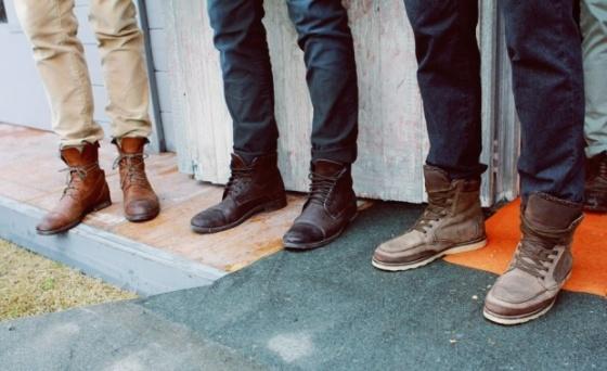 Men's lace-up boots - Style Coolture